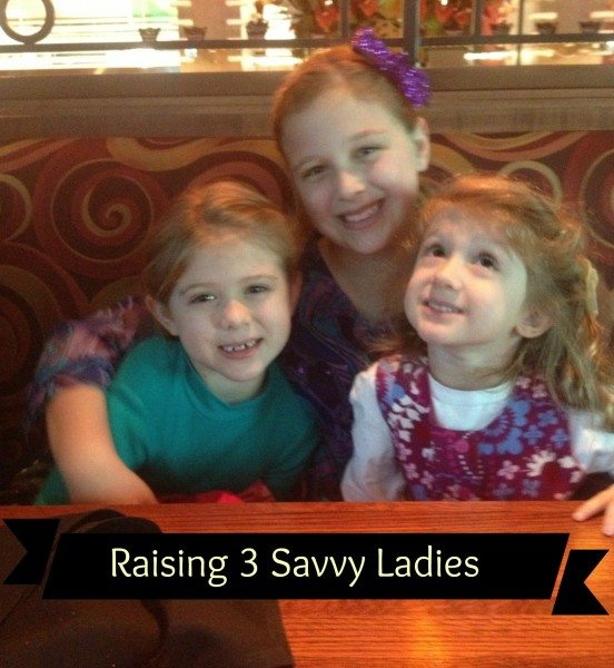 a raising 3 savvy ladies