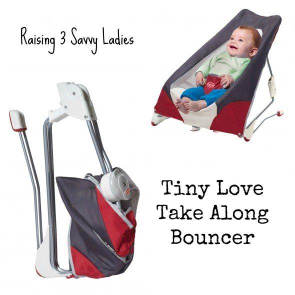 Tiny Love Take Along Bouncer