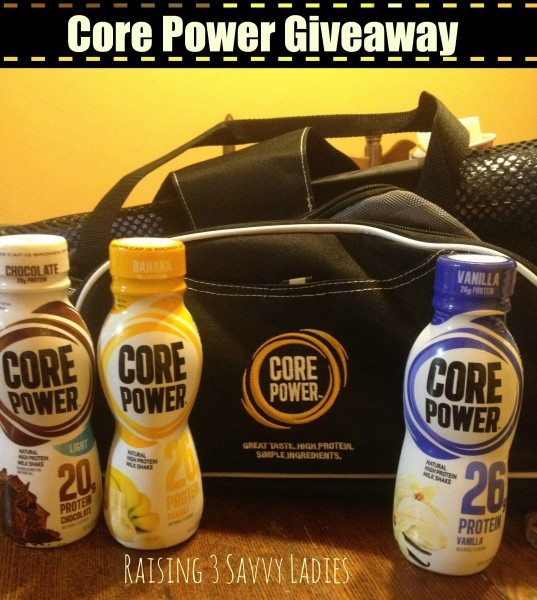 a core power giveaway