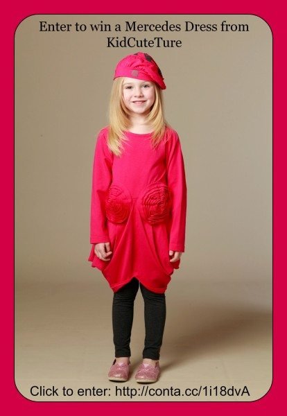 KidCuteTure Mercedes Dress Giveaway