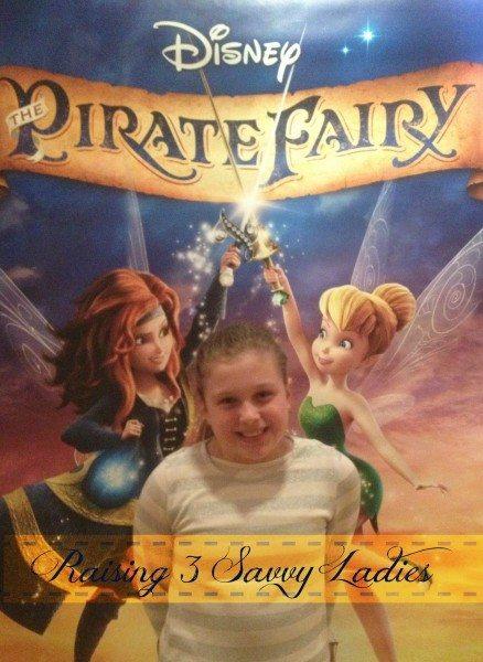 Raising 3 Savvy Ladies Disney Pirate Fairy