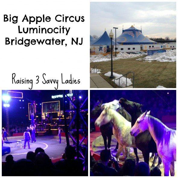 big apple Luminocity bridgewater, nj