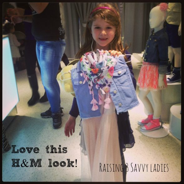 H&M Spring Girl's Collection