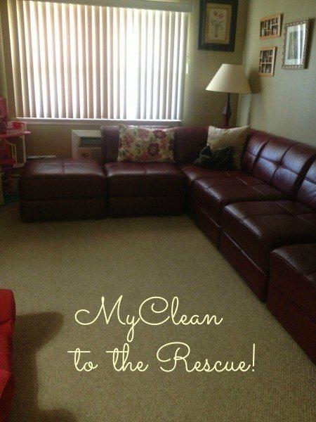 MyClean Livingroom
