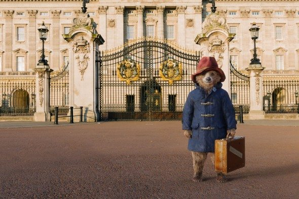 Paddington arrives Christmas Day #PaddingtonMovie