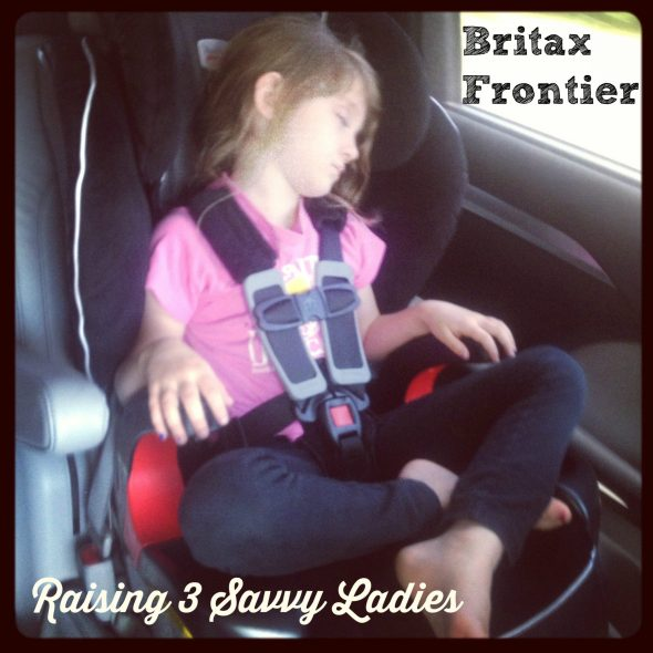 a #LetsGoPlaces Britax Fronteir