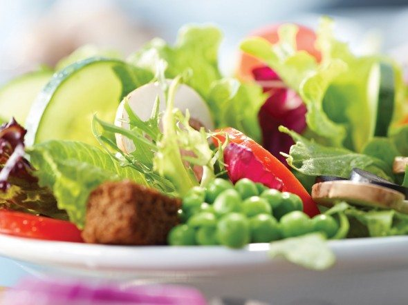 Ruby Tuesday Salad Bar
