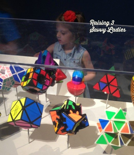 Liberty Science Center Beyond Rubik's Cube
