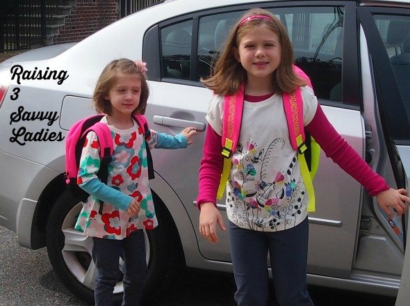 Little Miss Matched Back to School