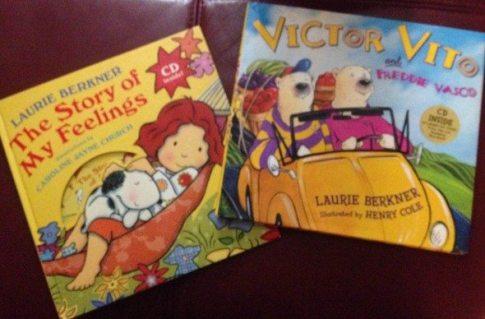 A Laurie Berkner books