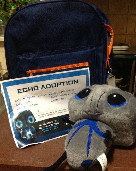 Earth to Echo Adoption