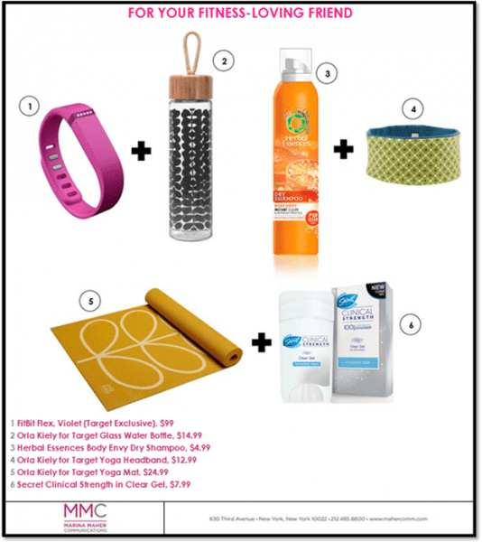 Holiday Fitness Gifts