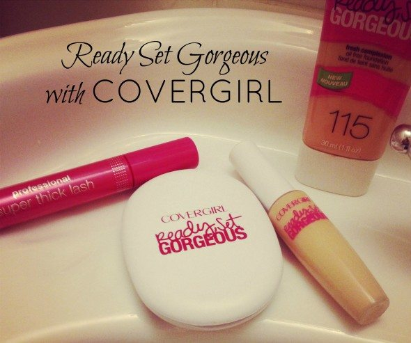 a Covergirl Ready Set Gorgeous