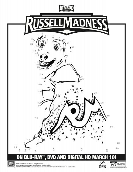 Russell Madness-connect dots