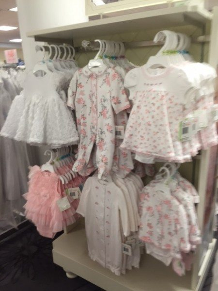 Little Me Spring Layette