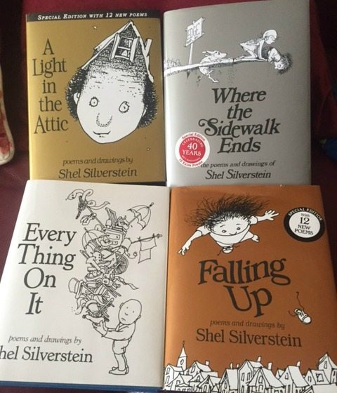 Shel Silverstein Special Editions