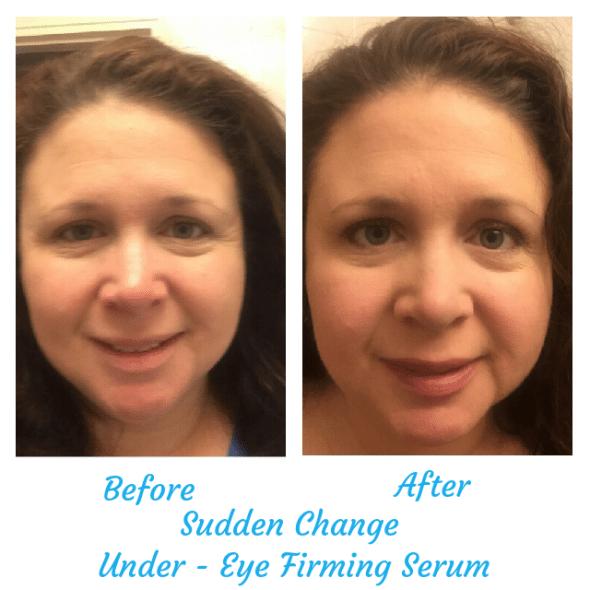 Sudden Change Eye Firming Serum