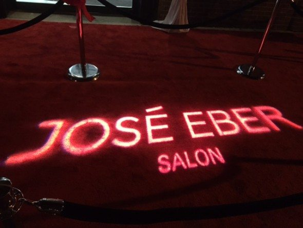 Jose Eber Red Carpet Event Millburn NJ