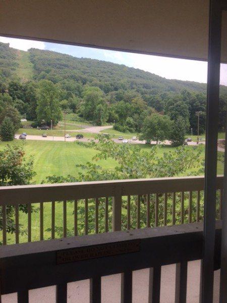 Minerals Resort Room View