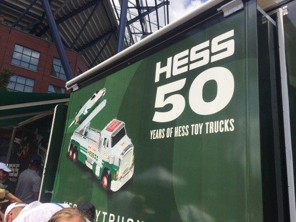 Hess Truck Museum