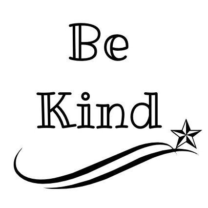 #LiveBrighter Be kind