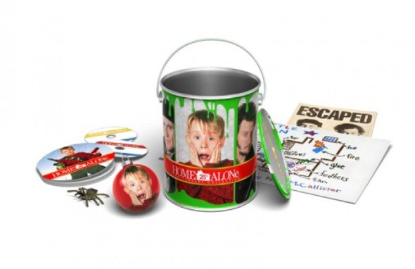 home Alone prize pack