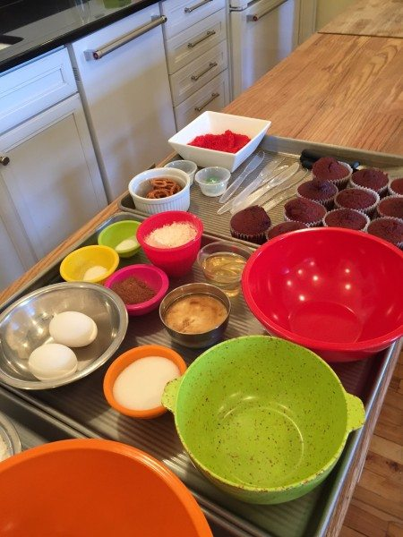 Cupcake tools