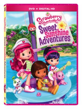strawberry sweet sunshine adventures