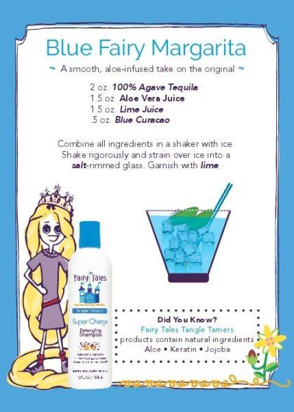 Blue Fairy Margarita