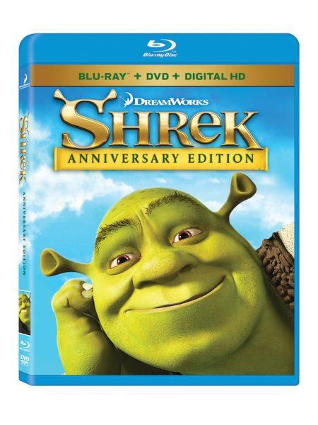 Shrek 15th Anniversary