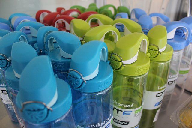 Back to School Water Bottles