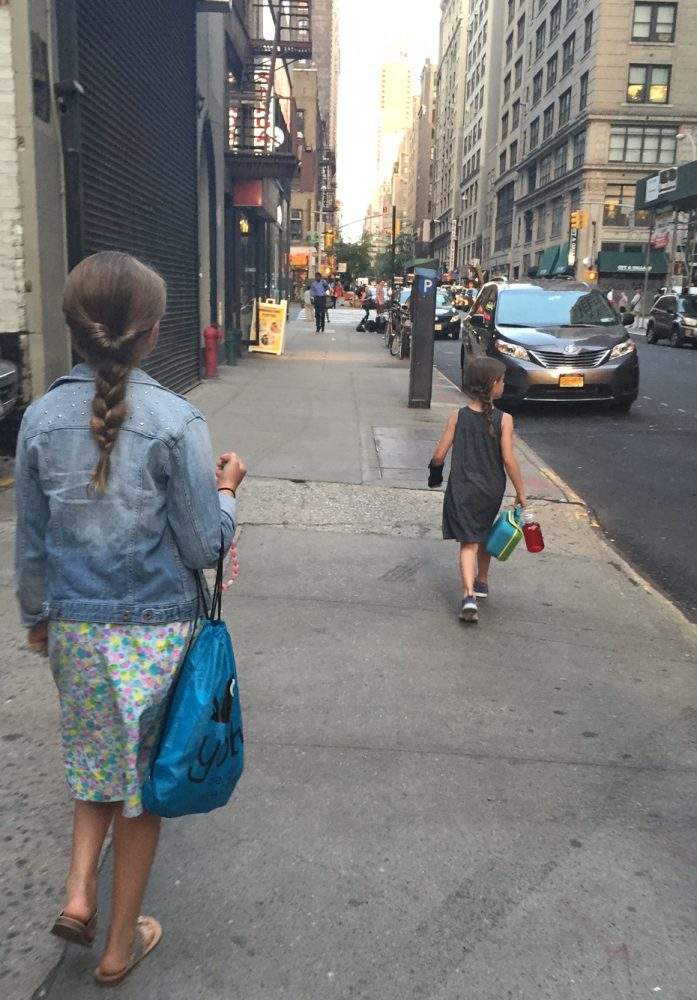 Back to school NYC