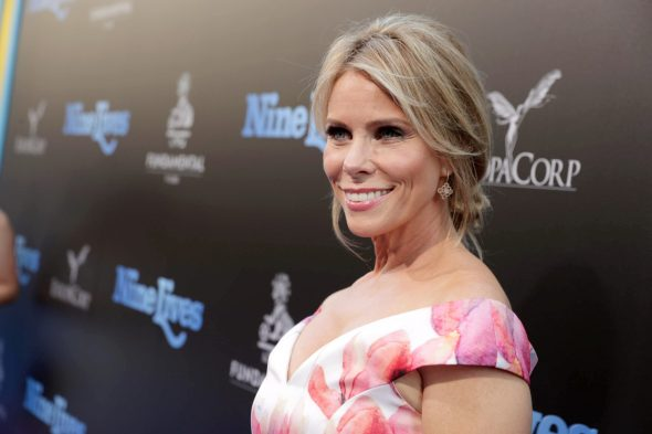 "Cheryl Hines seen at EuropaCorp Presents the World Premiere of ""Nine Lives"" at TCL Chinese Theatre on Monday, August 1, 2016, in Los Angeles. (Photo by Eric Charbonneau/Invision for EuropaCorp/AP Images)"