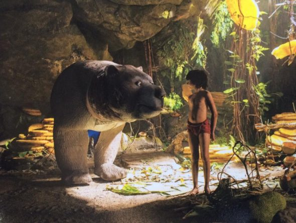 THe Jungle Book - behind the scenes 3