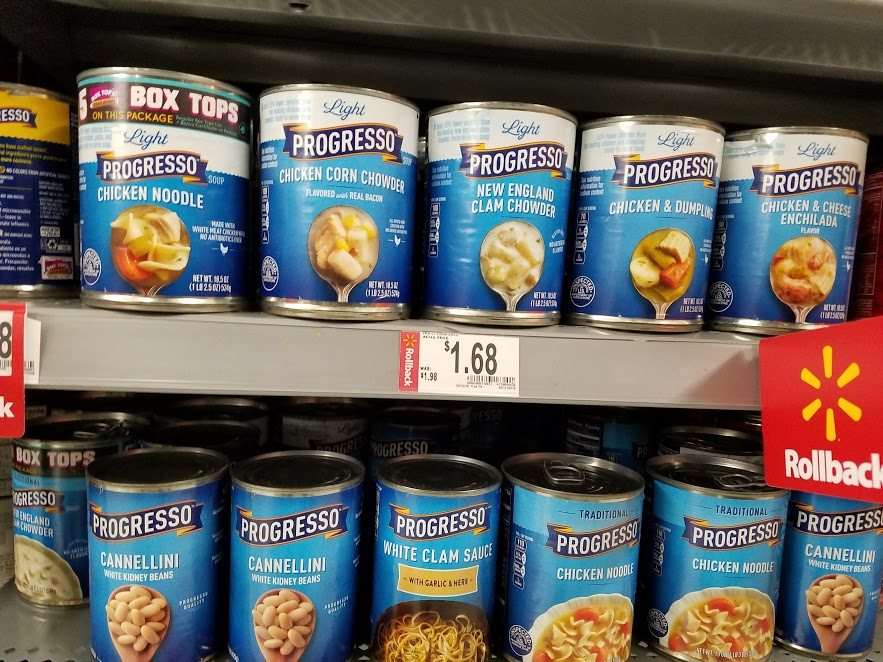 5 Reasons To Buy Progresso Light Chicken Noodle Soup @Walmart  #QualityIngredients