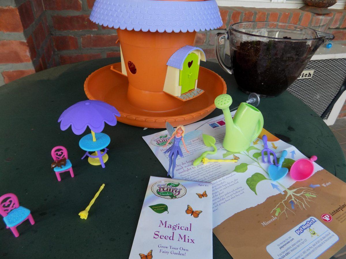 Celebrate International Fairy Day With My Fairy Garden