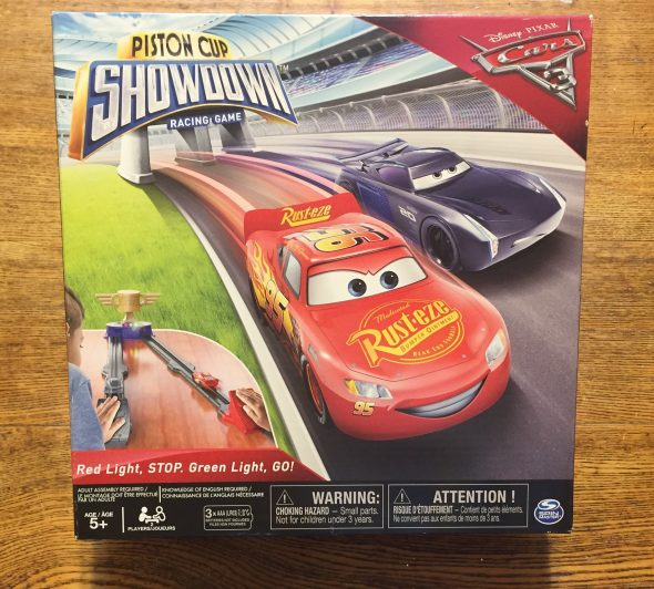 Cars 3 Piston Cup Showdown Racing Game Review