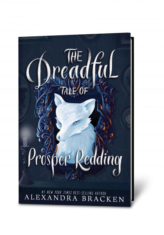 The Dreadful Tale of Prosper Redding book