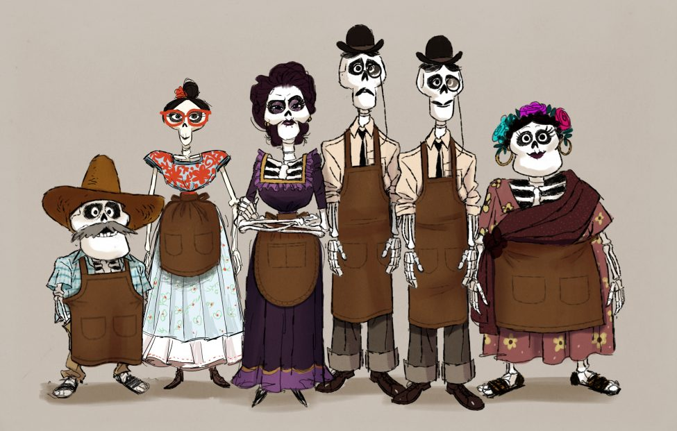 Bringing Skeletons to Life with Animation in the movie ...