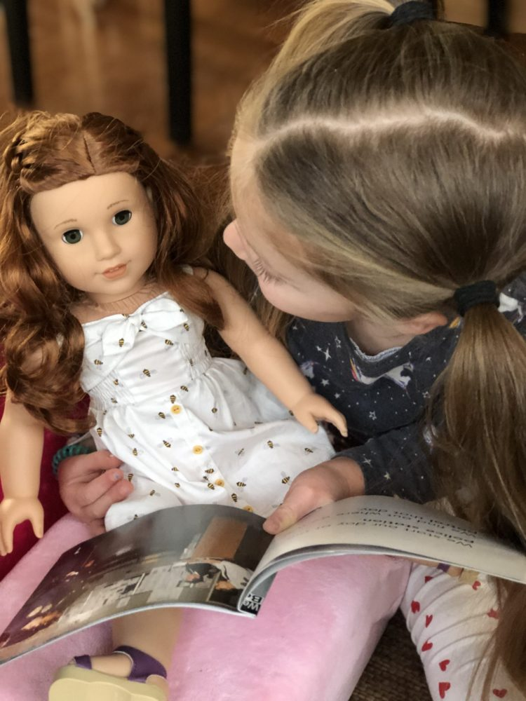 american girl doll, AG, giveaway, america girl doll 2019, blaire wilson, American Girl 2019, contest, win, raising three savvy ladies, american girl doll giveaway