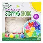 Stepping Stong paintable stepping stone in box.