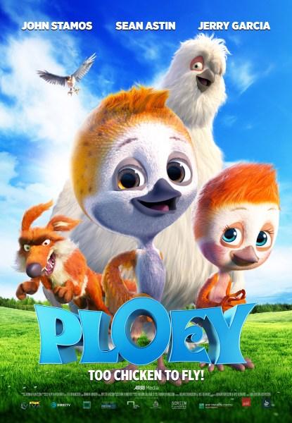 Ploey movie poster.