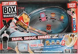 Tony Hawk Box Borders box.