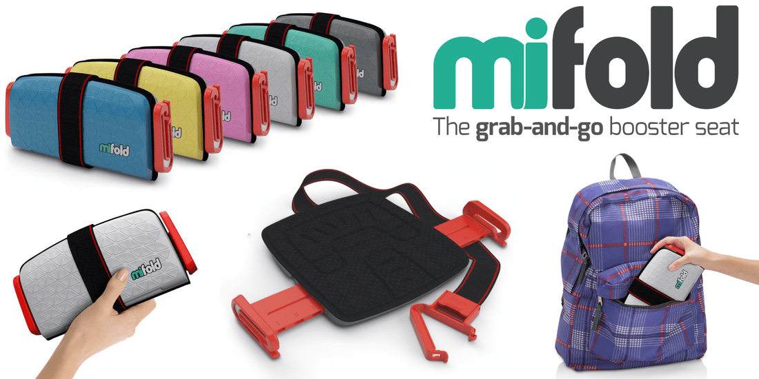Win a mifold grab-and-go booster seat in US Japan Fam's $400 value jackpot Back to School Giveaway