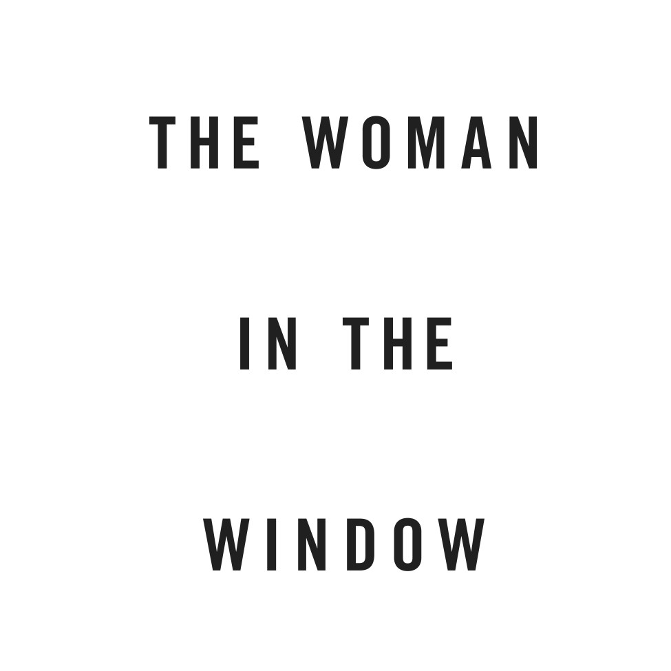 The Woman in the Window banner