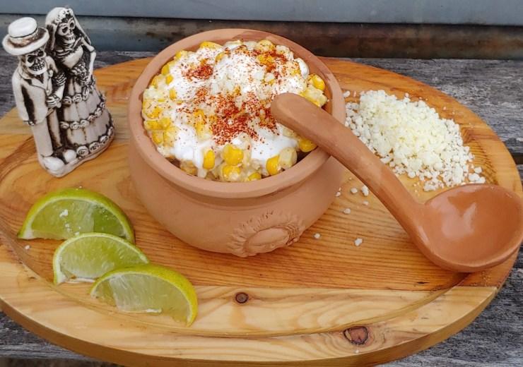 Mexican Street Corn Side Dish