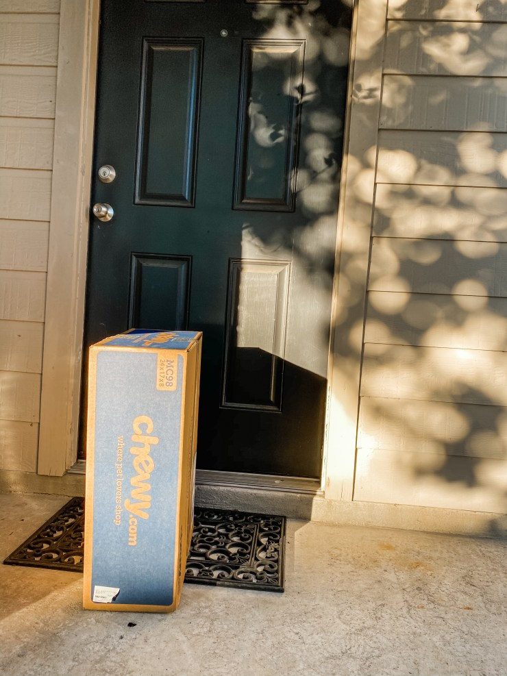 Chewy.com delivers right to your doorstep
