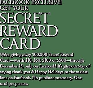 Victoria's Secret Rewards Card – maximize your savings!