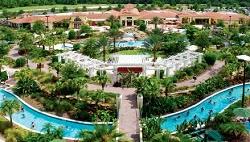 Holiday Inn orange lake aerial view