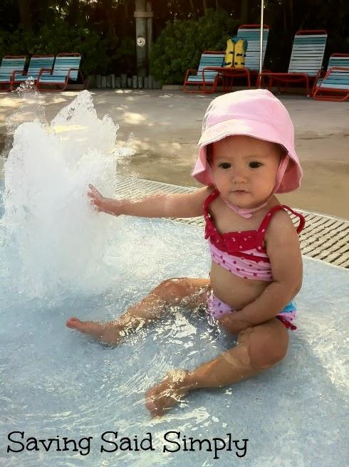 Aquatica attractions for baby